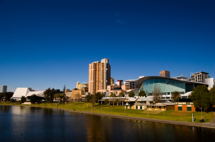 Adelaide, the beautiful city. Pic: Adelaide City View